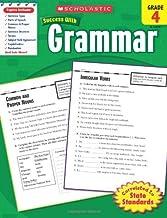 Scholastic Success With Grammar, Grade 4 (Scholastic Success with Workbooks: Grammar) PDF