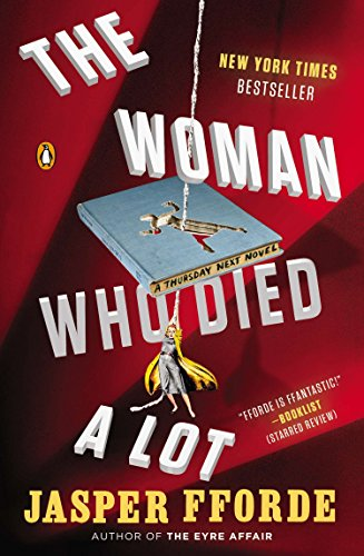 Image of The Woman Who Died a Lot: A Thursday Next Novel
