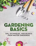 Gardening Basics: Tips, Techniques, and Secrets from Master Gardeners