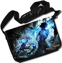 Mortal Kombat X Game Stylish Messenger Bag/Lap Top Bag (15 x 11) Inches[MB] Mortal Kombat X-2