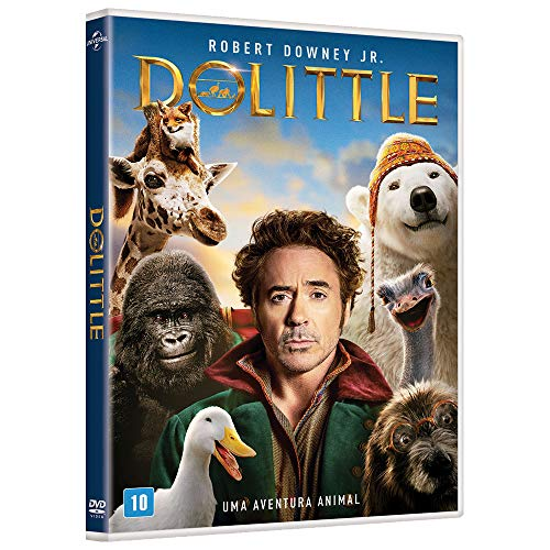 Dolittle Antonio Banderas Jessie Buckley