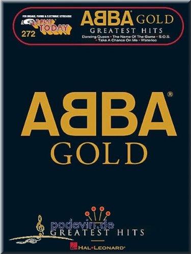 Abba Gold - Keyboard Noten [Musiknoten]