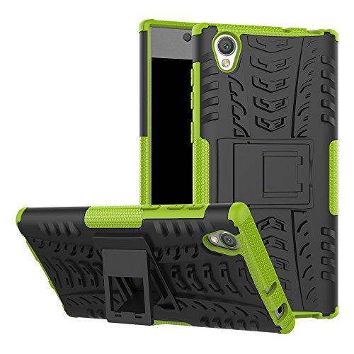 FoneExpert® Sony Xperia L1 Handy Tasche, Hülle Abdeckung Cover schutzhülle Tough Strong Rugged Shock Proof Heavy Duty Hülle Für Sony Xperia L1