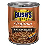 BUSH'S BEST Original Baked Beans, 8.3 Ounce Can (Pack of 12), Canned Beans, Baked Beans Canned,...