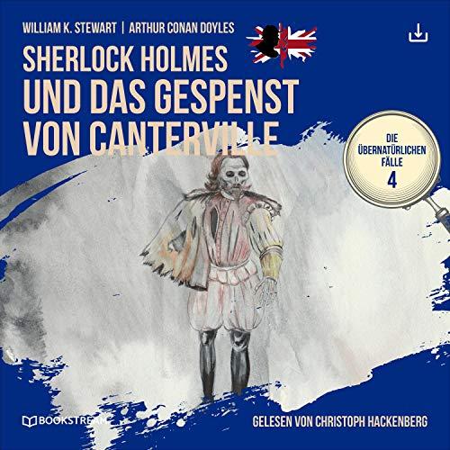 Sherlock Holmes und das Gespenst von Canterville Titelbild