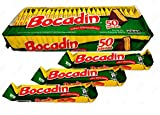 Bocadin Wafer Snack Cookies, 50 Count