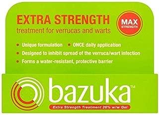 Bazuka Extra Strength Gel (5g) - Pack of 2 by Bazuka