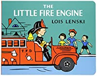 The Little Fire Engine (Mr. Small Books)