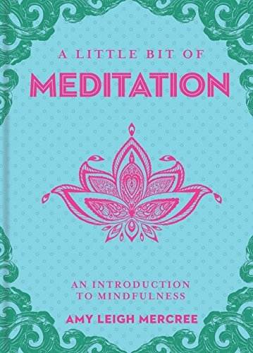 A Little Bit of Meditation: An Introduction to Mindfulness (Volume 7) (Little Bit Series)