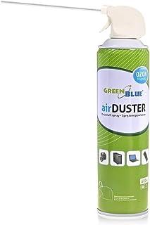 GreenBlue GB600 Air Duster 1x600ml Nettoyage atomiseur spray nettoyant pour air comprimé ozone amical OFFICE CLEAN(1)