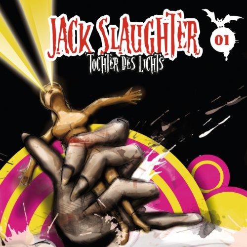 Tochter des Lichts (Jack Slaughter - Tochter des Lichts 01) Titelbild