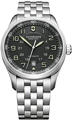Victorinox airboss orologio Uomo Analogico Automatico con cinturino in...