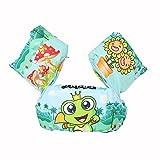 BIN Canotta da Nuoto per Bambini Kids Giacche da Allenamento per l'apprendimento del Nuoto di Aiuto al galleggiamento Costumi da Bagno galleggianti Ideali