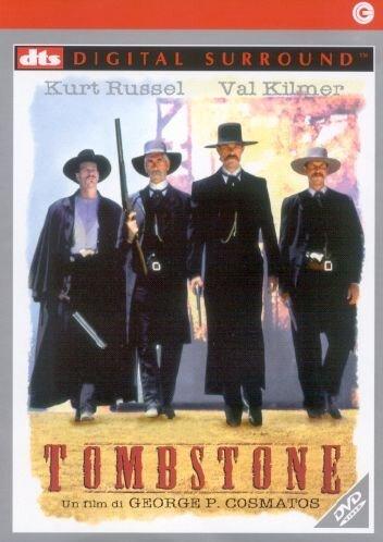 Tombstone [Italia] [DVD]