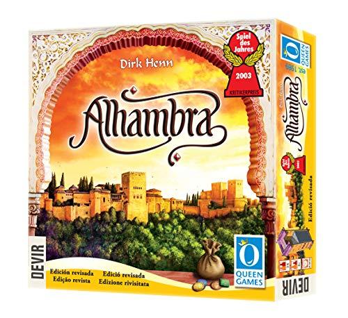 Alhambra Juego De Mesa