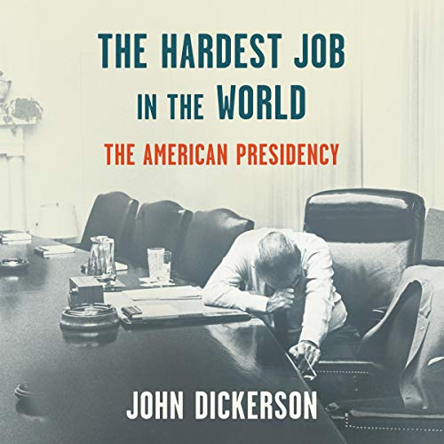 The Hardest Job in the World audiobook cover art
