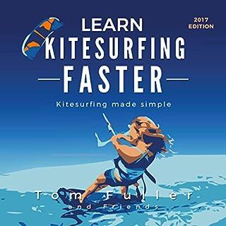 Learn Kitesurfing Faster audiobook cover art