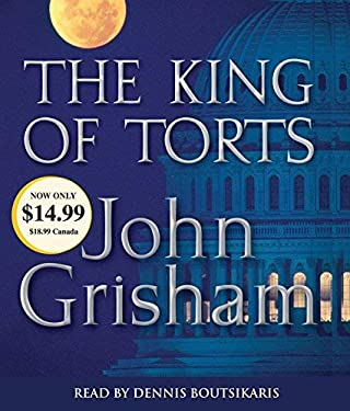 The King of Torts [Abridged 5-CD Set] (AUDIO CD/AUDIO BOOK)