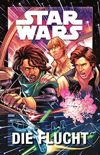 Star Wars Comics: Die Flucht