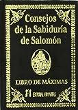 Consejos De La Sabiduria Salomon -Terciopelo