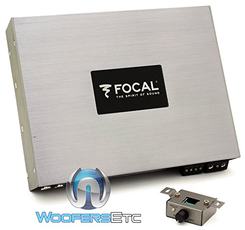 FPD 900.1 - Focal Monoblock 900W RMS Compact Amplifier