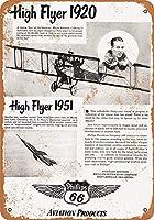 1951フィリップス66航空製品コレクティブルウォールアート