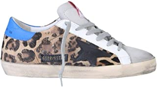 GOLDEN GOOSE Luxury Fashion Womens G35WS590P85 Brown Sneakers | Fall Winter 19