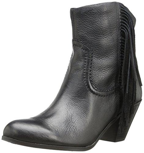 SAM EDELMAN LOUIE Enkellaarzen/Low boots dames Zwart Enkellaarzen