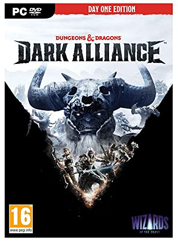 Dungeons and Dragons Dark Alliance Day One Edition PC