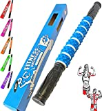 The Muscle Stick Roller | Massage Roller for Runners - Rubber Blue