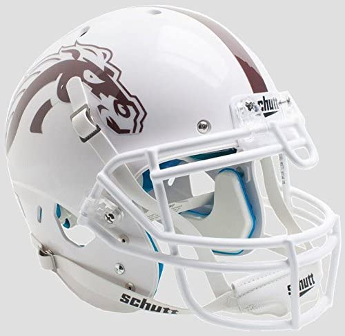 NEW Schutt NCAA Western Inexpensive Michigan Collectible Authen Broncos On-Field