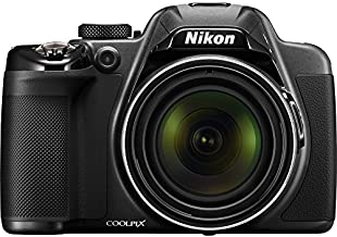 Nikon Coolpix P530 Digital Camera (Black) (Renewed)