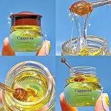 Mascarilla de labios de miel, mascarilla para dormir hidratante y reparadora de labios, repara el...