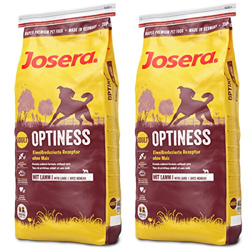 Josera Adult Optiness 2 x 15 kg - Sparpaket -