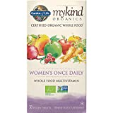 Garden of Life mykind Organics Prenatal Once Daily, 30 Tablets