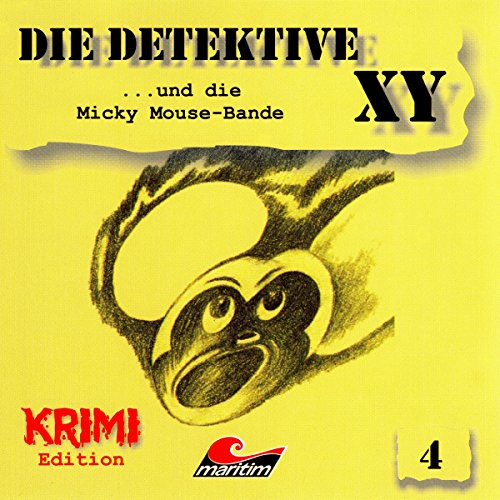 Couverture de Die Detektive XY ...und die Micky Mouse-Bande