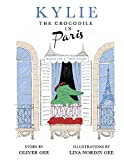 Kylie the Crocodile in Paris