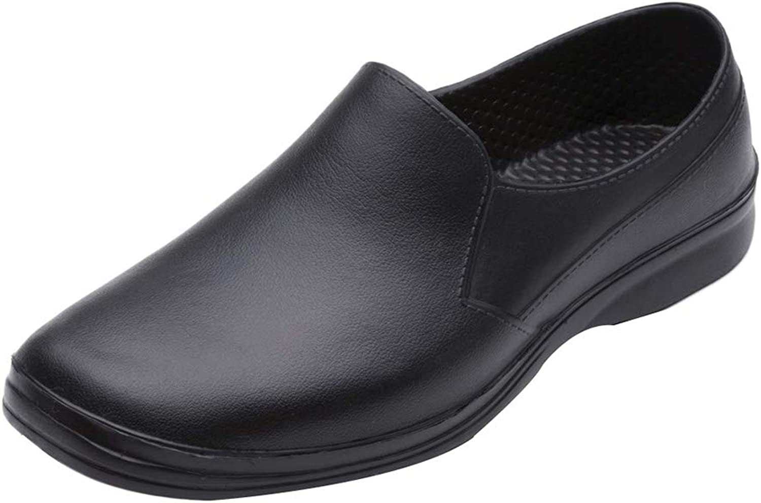 ONCEFIRST Men's and Women's Slip Resistant Chef Clogs Work shoes