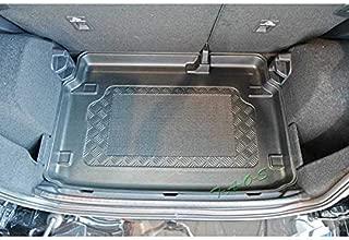 Forro antideslizante Arrancar Tronco Bandeja Para Nissan Micra K14 Hatchback 2017