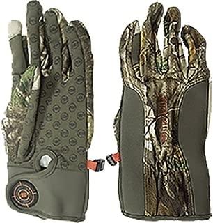 MANZELLA PRODUCTIONS INC Bow Ranger Touch Tip Glove Realtree Xtra Medium