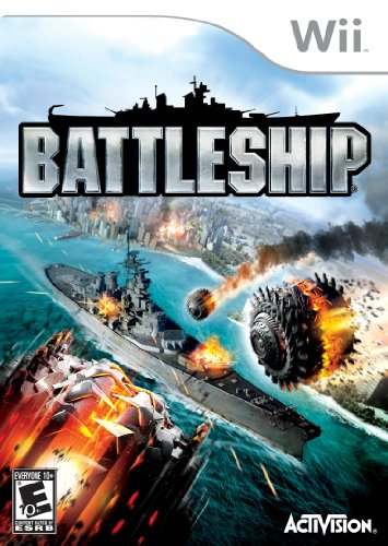 Game Battleship para Nintendo Wii - Activision