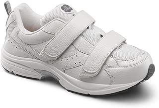 Dr. Comfort Winner-X Men's Therapeutic Diabetic Extra Depth Shoe: 11.5 Wide (W/4E) White