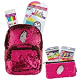 Fashion Angels Activities On The Go Bundle, Backpack Travel Set for Girls, Amazon Exclusive, Multi (32662)