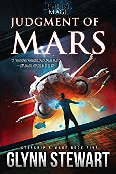 Judgment of Mars (Starship's Mage Book 5) by [Glynn Stewart]