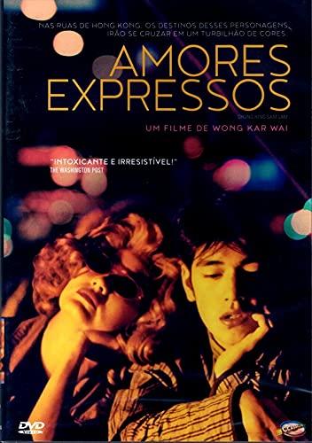 Dvd Amores Expressos - Wong Kar Wai