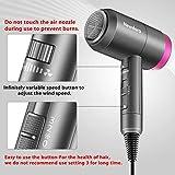 Zoom IMG-1 newdora asciugacapelli professionale 1800w phone