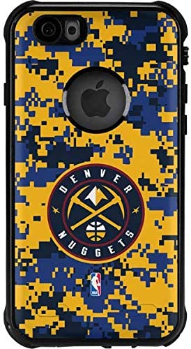 Skinit Waterproof Phone Case Compatible with iPhone 6 6s Officially Licensed NBA Denver Nuggets product image
