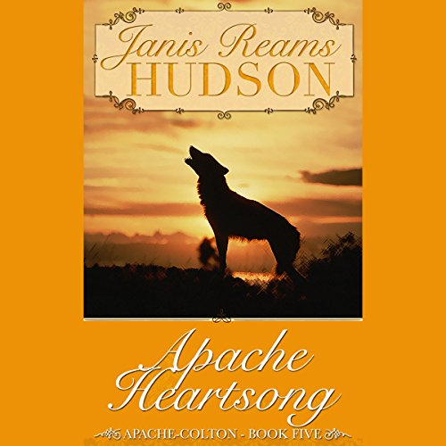 Apache Heartsong audiobook cover art