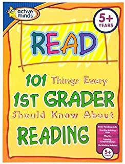 101 Things Every First Grader Should Know About Reading