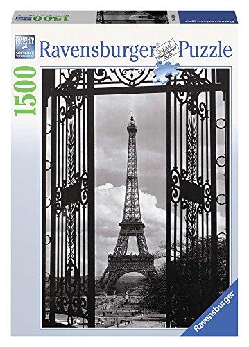Ravensburger - 16394 - Puzzle Classique A Paris 1500 Pièces